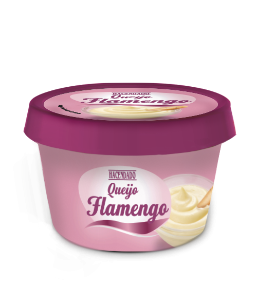 Flamengo cream cheese